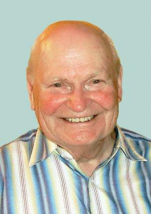 Portrait von Erwin Zahn