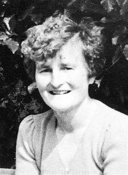 Portrait von Anneliese Dorbert