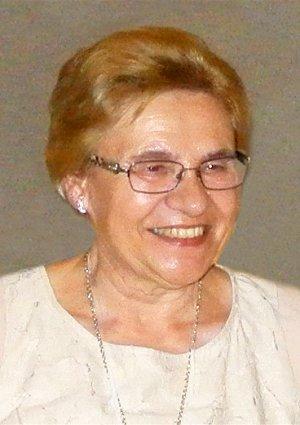 Portrait von Erika Oppel