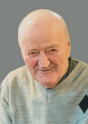 Portrait von Willi Reizenstein
