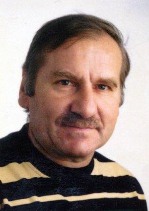 Portrait von Gerhard Kupfer