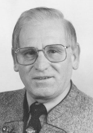 Portrait von Alfred Hofmann