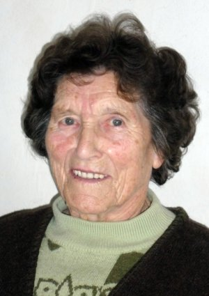 Portrait von Berta Stärk