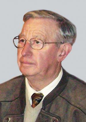 Portrait von Kaspar Mayer