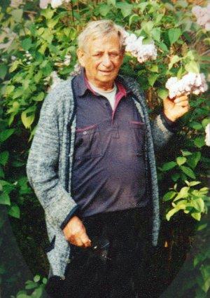 Portrait von Manfred Gerstenberg