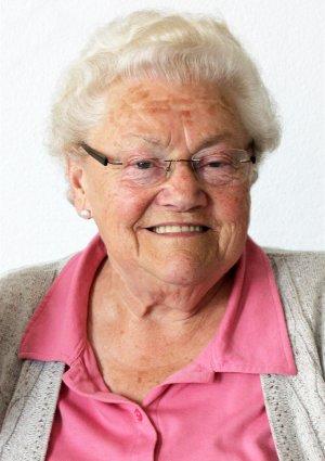 Portrait von Margarete Stein