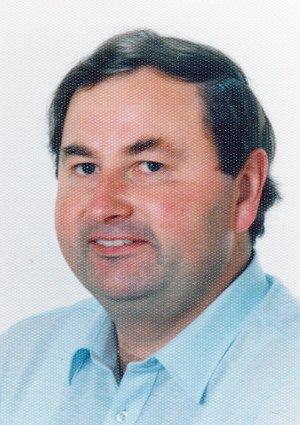 Portrait von Karl Mann