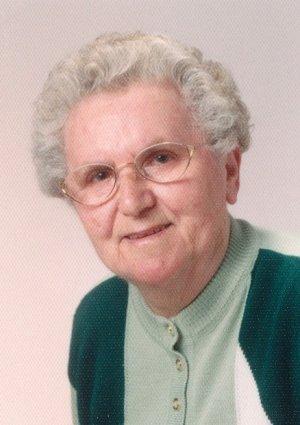 Portrait von Anna Bäuerlein