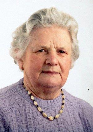 Portrait von Margarete Ries