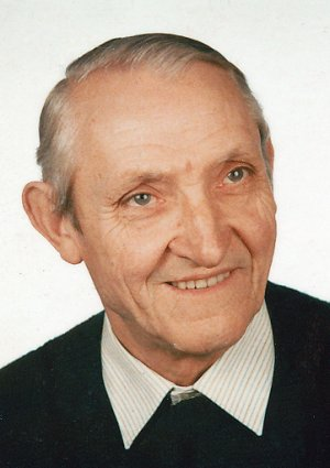 Portrait von Josef Fuderer