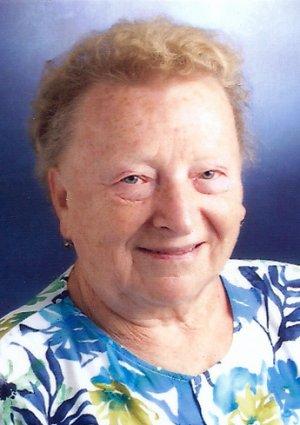 Portrait von Margarete Gröger