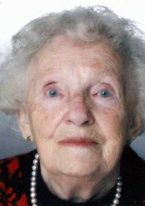 Portrait von Rosa Engert