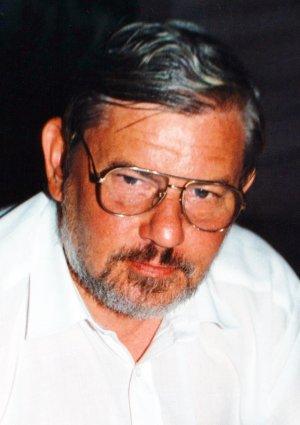 Portrait von Karl-Heinz Ranze