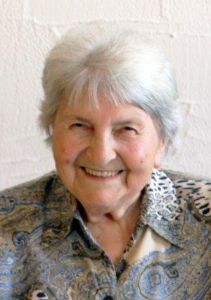 Portrait von Anneliese Philipp