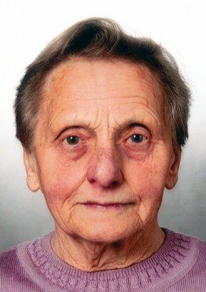 Portrait von Margarete (Gretel) Ziegler