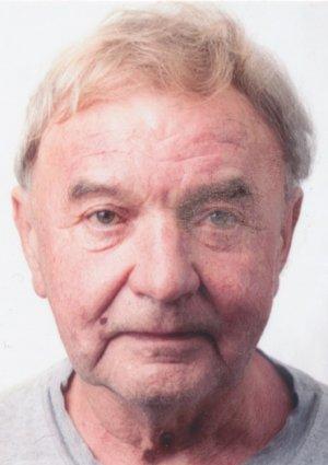 Portrait von Anton Oberst