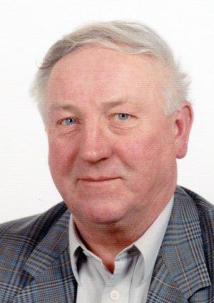 Portrait von Jakob Rudolf Krebs