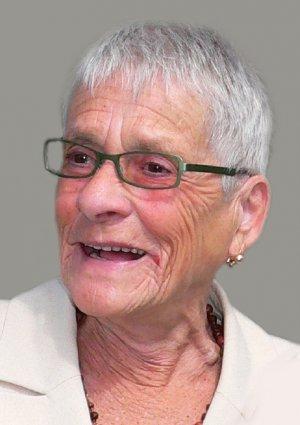 Portrait von Rosemarie Mühlebach