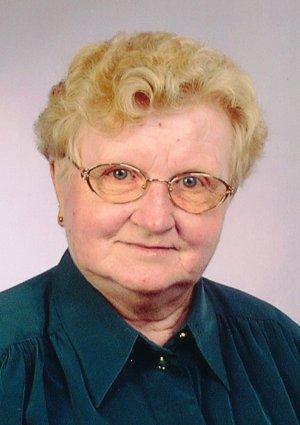 Portrait von Augusta Herderich