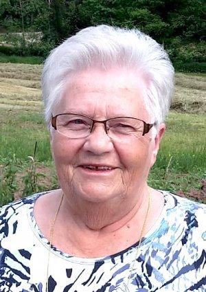 Portrait von Hildegard Wellein