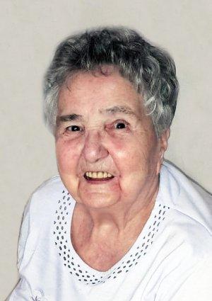 Portrait von Emma Menninger