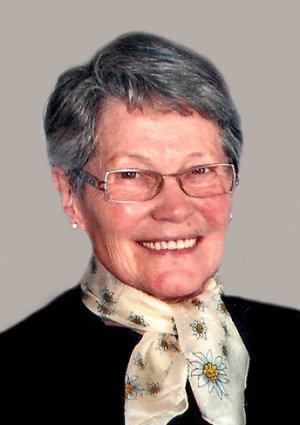 Portrait von Margarete Steinruck