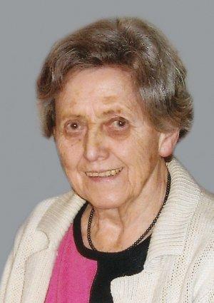 Portrait von Frieda Lindner