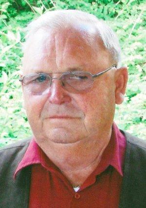 Portrait von Max Schmitt