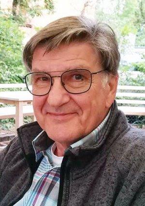 Portrait von Hansjürgen Protzel