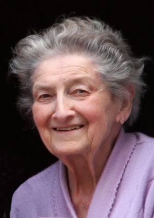 Portrait von Margareta Leisgang