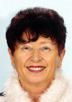 """Portrait von Irmtraud """"Trud"""" Brühl"""