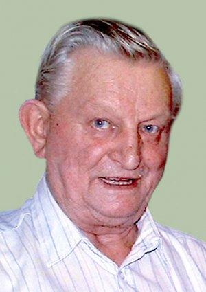 Portrait von Rudolf Giehl