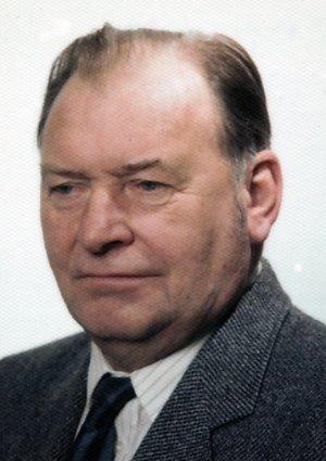 Portrait von Friedrich Hofmann