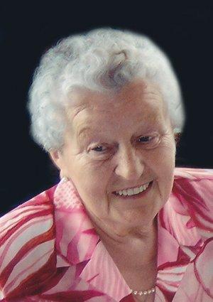 Portrait von Annemarie Panzer