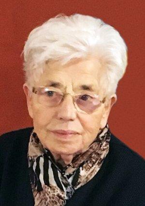 Portrait von Maria Erb