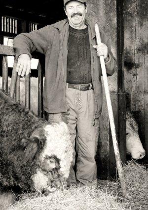Portrait von Gerhard Güttler