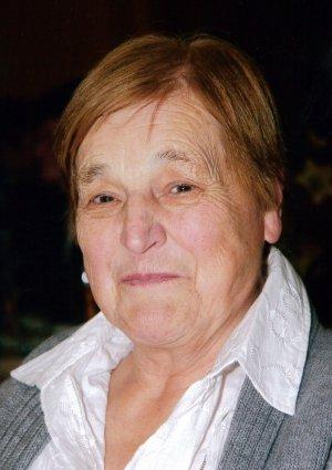 Portrait von Gerda Schwab