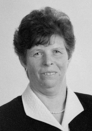 Portrait von Dora Geiling