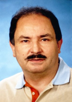 Portrait von Werner Holzmann