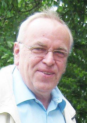 Portrait von Richard Mathias