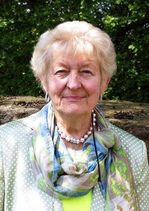 Portrait von Annemarie Schaller