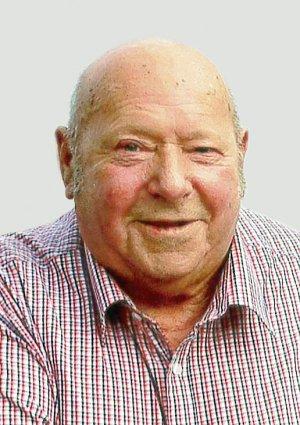 Portrait von Karl Hofmann