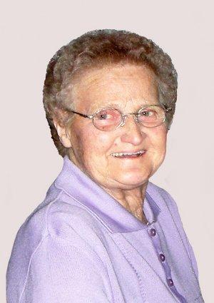 Portrait von Hildegard Badum
