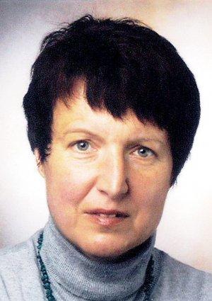 Portrait von Doris Ries
