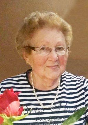 Portrait von Maria Vay
