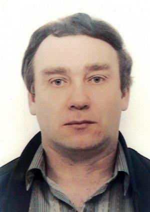 Portrait von Vassilij Popp