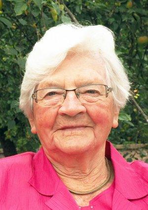 Portrait von Irma Seeger
