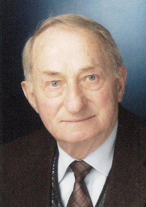 Portrait von Siegfried Lorz