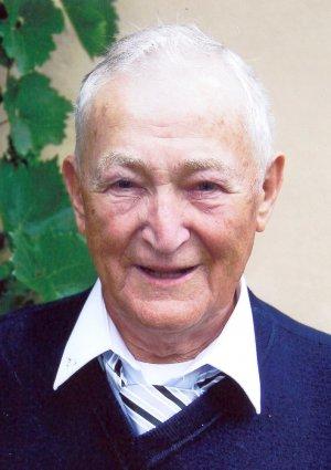 Portrait von Johann Dotterweich