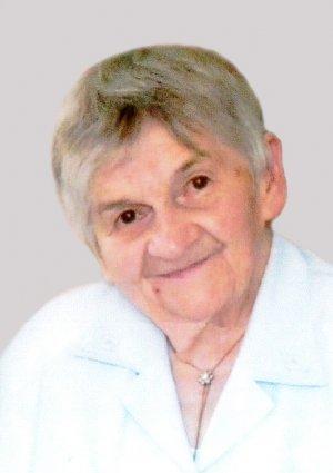 Portrait von Marga Reizenstein
